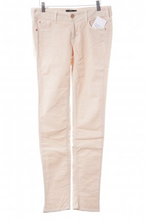 "Cimarron Pantalone di velluto a coste ""Jackie"" color carne"