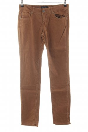 Cimarron Five-Pocket Trousers brown casual look