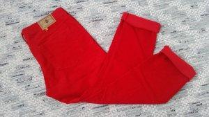 Cimarron Pantalone di velluto a coste rosso