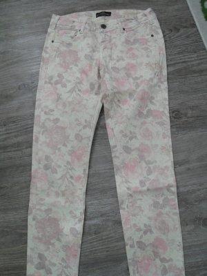 Cimarron Slim Jeans multicolored cotton