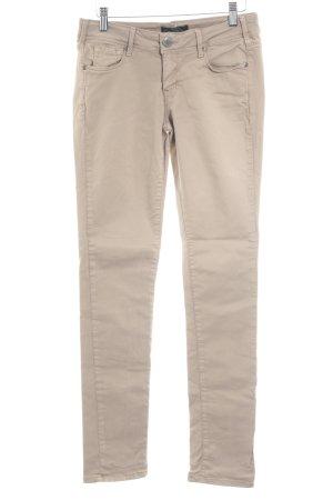 Cimarron Pantalone a sigaretta color cammello stile casual
