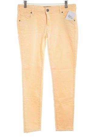 Cimarron Pantalone a sigaretta arancio neon stile casual