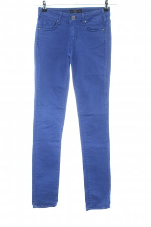 Cimarron Tube Jeans blue casual look