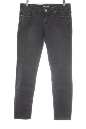 Cimarron Jeans a sigaretta grigio scuro stile casual