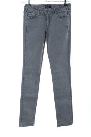 Cimarron Skinny Jeans light grey casual look