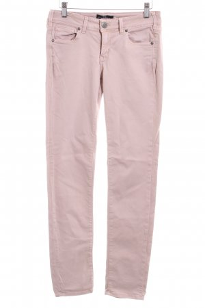 Cimarron Skinny Jeans pink casual look