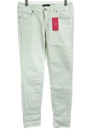 Cimarron Jeans skinny verde pallido stile casual