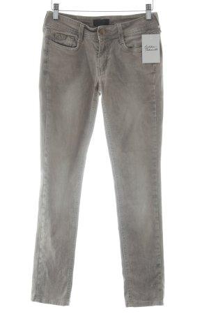 Cimarron Skinny Jeans bronzefarben Casual-Look