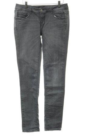 Cimarron Skinny Jeans grau Casual-Look
