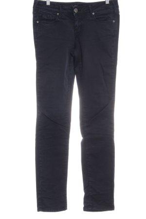 Cimarron Skinny Jeans schwarz Urban-Look