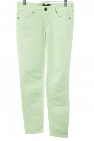 Cimarron Jeans skinny verde prato stile casual