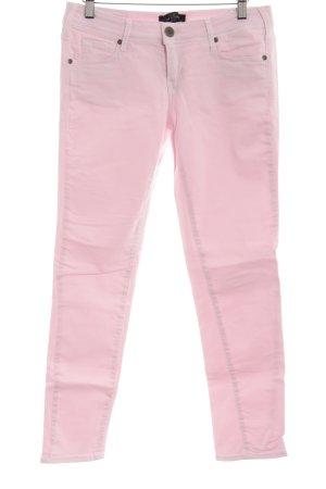 Cimarron Jeans slim fit rosa chiaro stile casual
