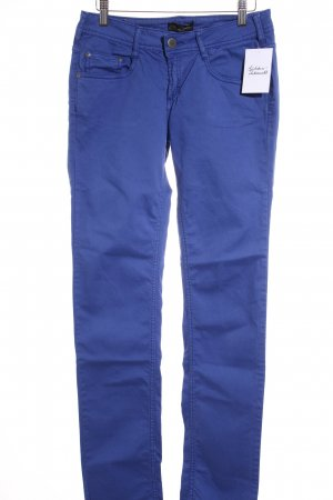 Cimarron Straight-Leg Jeans blau Casual-Look