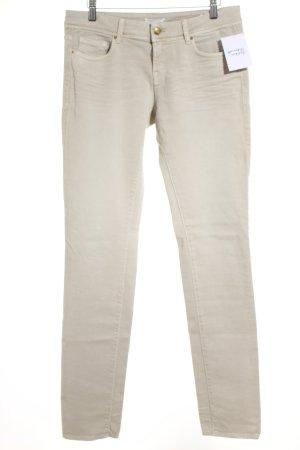 Cimarron Straight-Leg Jeans hellbeige Casual-Look
