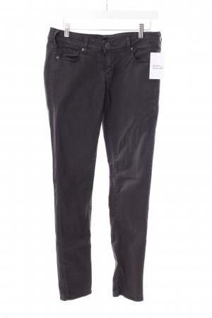 Cimarron Stretch Jeans schwarz Street-Fashion-Look