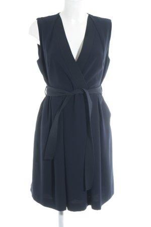 Cinque Abendkleid dunkelblau Business-Look