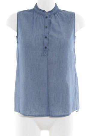 Cinque ärmellose Bluse blau Casual-Look
