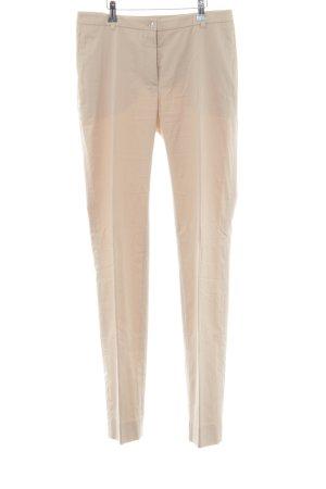 Cinque Pantalon de costume crème style d'affaires