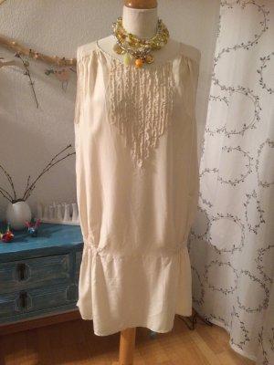 Cinque bezauberndes Kleid beige Größe 42