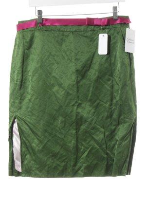 Cinque Bleistiftrock grün Casual-Look