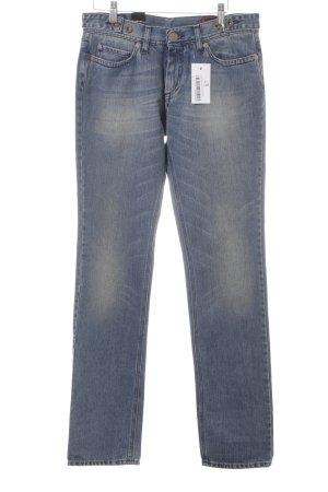 Cinque Boyfriend Jeans blue washed look