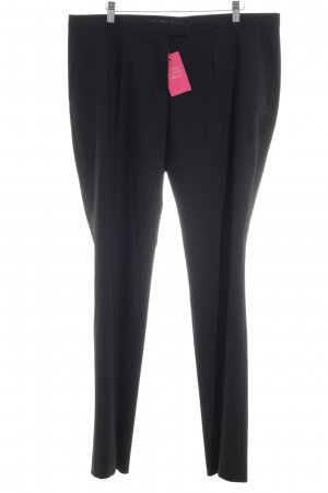 Cinque Bundfaltenhose schwarz Business-Look