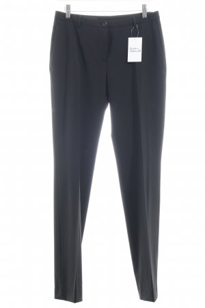 Cinque Pleated Trousers black business style