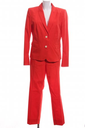 Cinque Business-Anzug rot Business-Look