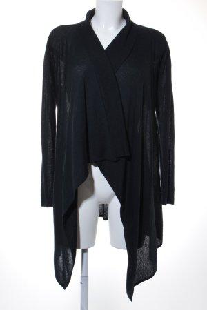 Cinque Cardigan schwarz schlichter Stil