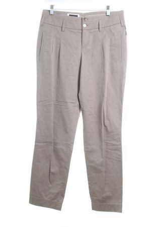 Cinque Pantalone chino grigio-verde stile semplice