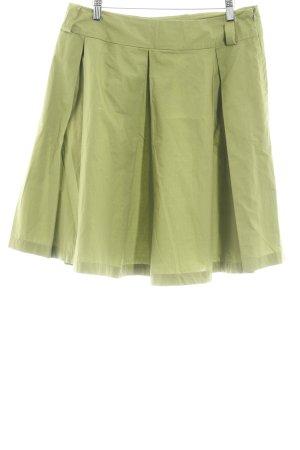Cinque Faltenrock grasgrün Casual-Look