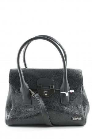 Cinque Carry Bag black wet-look