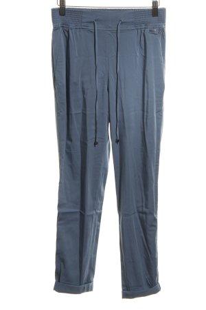 Cinque High-Waist Hose neonblau Casual-Look