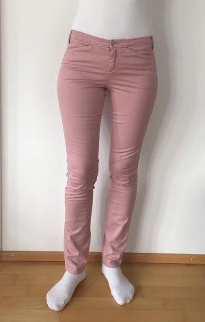 Cinque Pantalón de tubo rosa Algodón