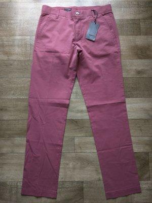 Cinque Pantalone chino rosa-malva Cotone