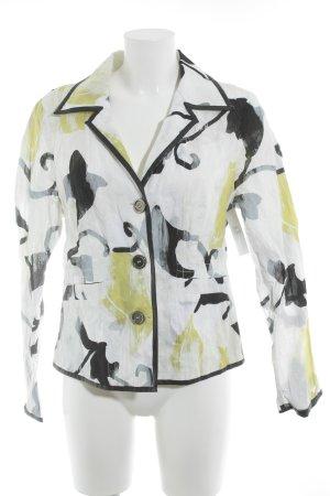 Cinque Jerseyblazer abstraktes Muster Casual-Look