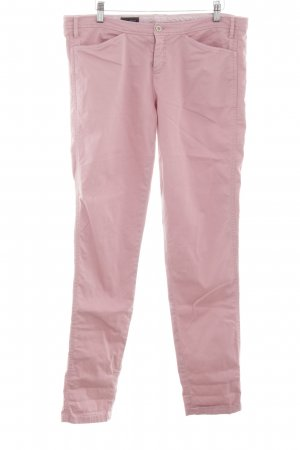 Cinque Peg Top Trousers pink casual look
