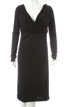 Cinque Kleid schwarz klassischer Stil