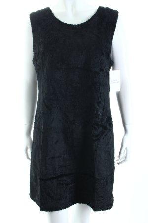 Cinque Kleid schwarz Vintage-Look