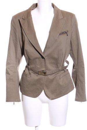 Cinque Kurz-Blazer bronzefarben Business-Look