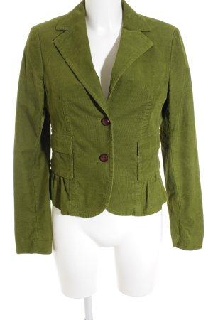 Cinque Kurz-Blazer grün-braun Casual-Look