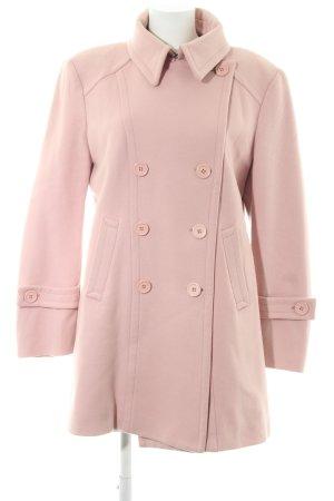Cinque Kurzmantel rosé-braun Business-Look