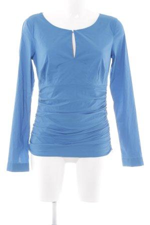 Cinque Langarm-Bluse neonblau Elegant