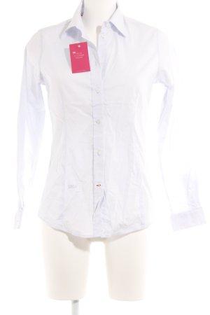 Cinque Shirt met lange mouwen azuur zakelijke stijl