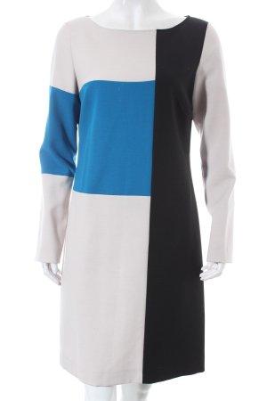 Cinque Langarmkleid Colourblocking Street-Fashion-Look