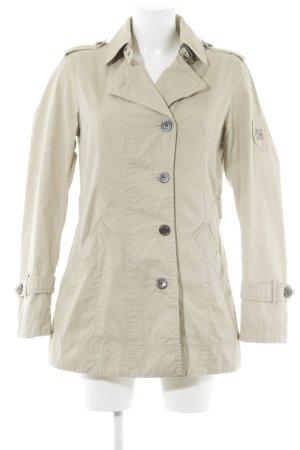 Cinque Lange Jacke beige Brit-Look
