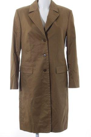 Cinque Lange Jacke hellbraun klassischer Stil