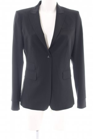 Cinque Long-Blazer schwarz Business-Look