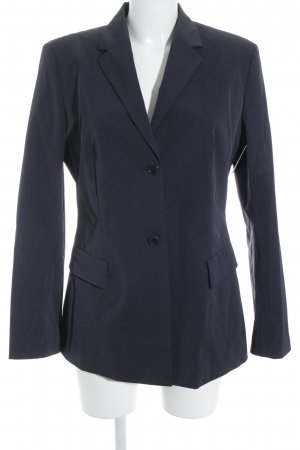 Cinque Long-Blazer dunkelblau Business-Look