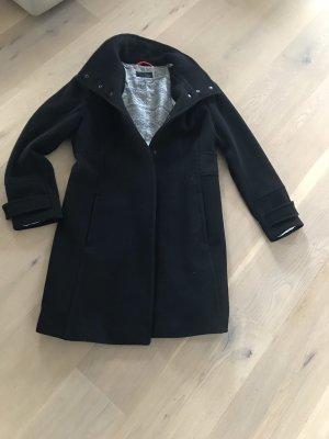 Cinque Mantel schwarz